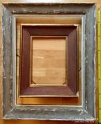 Hét darab antik keret. 40-től 88 cm-ig