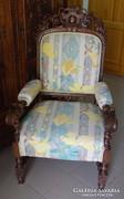 Reneszánsz karos szék