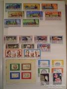 1972 Postatiszta teljes év** (7640)