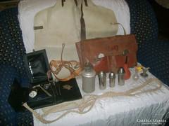 Régi állatorvosi eszközök - hagyatékból