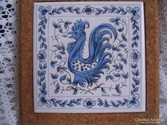 Portugál csempekép