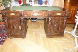 Ónémet Rusztikus Íróasztal