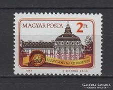 1983 Szentgotthárd 800 éves postatisztán (E0048)