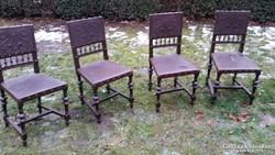 4 db ónémet szék