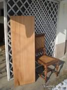 Szárított bükkfa lap