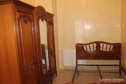Neobarokk, selyem fényű olasz hálószoba garnitúra