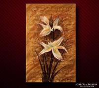 Szavak virágai  Festmény