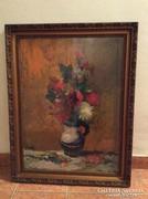 Vilhelm  Károly Mezei virágok