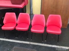 Retro székek 4 db