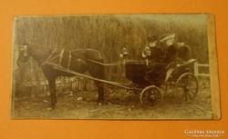 Fotó, 1905. Németh József debreceni fényképész műhelyéből