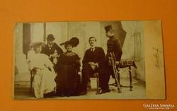 Fotó,1905.? Németh József debreceni fényképész műhelyéből