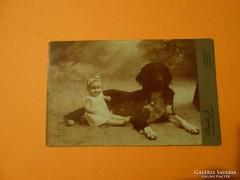 Fotó, 1908. Németh József debreceni fényképész műhelyéből