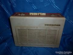 Régi orionton táskarádió rádió