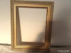 Arany-fa vágható képkeret falc:29x22cm