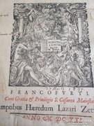 Florilegii magni seu Polyantheae floribus n..FRANKFURT 1621
