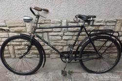 Szép Eredeti komplett veterán kerékpár Meister Ballon