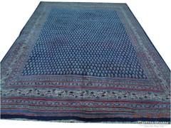 Saroug gyönyörű gyapjú kézi csomózású szőnyeg 310x223