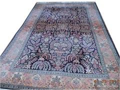 Kayseri kézi csomózású selyem szőnyeg 269x183