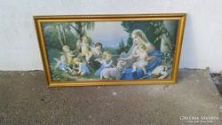Kép kerettel 110x60cm.