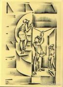 Molnár C Pál (kisszériás nyomat)