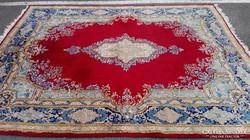 Iráni Kermán Kézi Perzsa szőnyeg