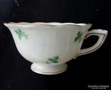 Régi Herendi kávés csésze