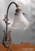 Antik csipeszes , vagy fali lámpa ritkaság