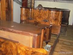 Antik Barokk hálószoba garnítúra