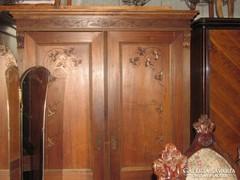 Antik Ó-német hálószoba garnítúra