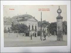 Pozsony Frigyes Főherceg palota 1908