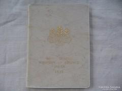Japán Banki Forgalmi sor 1972!