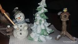 Hummel & Goebel téli figurák