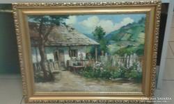 Vászon festmény