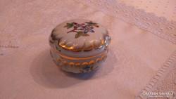 Herendi porcelán bonbonier. Egy 7 részes készlet dar