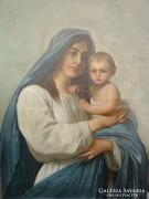 Hollós  K.: Madonna a gyermekkel
