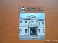 TÁJAK KOROK MÚZEUMOK KISKÖNYVTÁRA SÁTORALJAÚJHELY 470 (2)