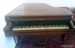 Pallik & Stiasny Wien, 1898-as páncéltőkés  zongora