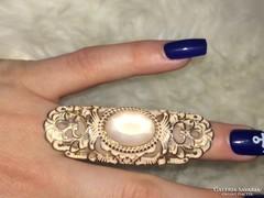 Ragyogó vintge gyűrű 16 mm