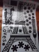 Poszter-falmatrica-faldekoráció-plakát-kép 90x60 cm többféle
