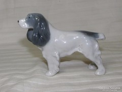Metzler & Ortloff Spániel kutya figura