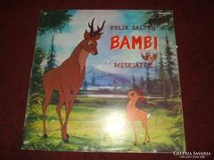 HANGLEMEZ  / BAMBI MESE