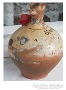 Sérült ,antik arató-korsó