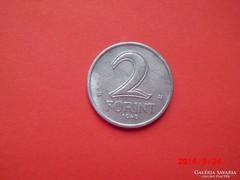 2 forint 1946. R! NEM UTÁN VERET!!!