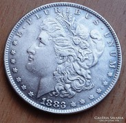 USA MORGAN ONE DOLLAR 1883