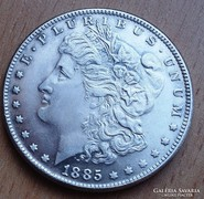 USA MORGAN ONE DOLLAR 1885