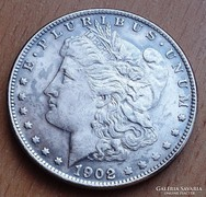 USA MORGAN ONE DOLLAR 1902-S