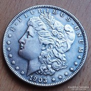 USA MORGAN ONE DOLLAR 1903-S