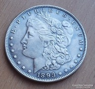 USA MORGAN ONE DOLLAR 1993-CC