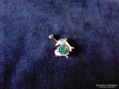 Ezüst piercing
