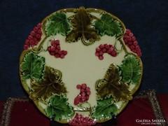 Körmöcbányai tányér (26,5 cm.)